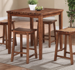 Broadway Five Piece Tall Table Set by Winners Only