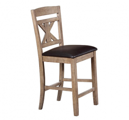 Grandview 24″ X Back Barstool by Winners Only