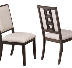 Hartford Cushioned Back Side Chair by Winners Only