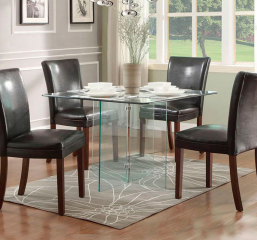 Alouette Dining Table by Homelegance