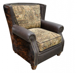 Dixon Accent Chair by Omnia