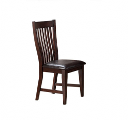 Java Slat Back Side Chair by Winners Only