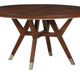 Jersey 54″ Pedestal Table by Winners Only