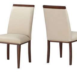 Jersey Upholstered Side Chair by Winners Only