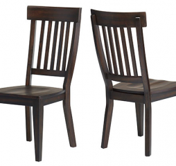 New Haven Rake Back Side Chair by Winners Only