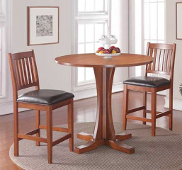 Colorado 42″ Round Tall Table by Winners Only