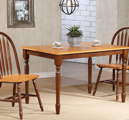 Farmington 47″ Leg Table by Winners Only