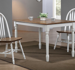 Pacifica 47″ Leg Table by Winners Only