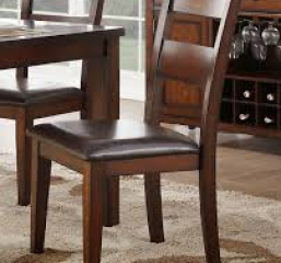 Mantello Side Chair by Homelegance