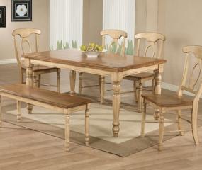 Quails Run 60″ Leg Table by Winners Only