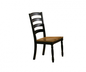 Quails Run Ladder Back Side Chair by Winners Only