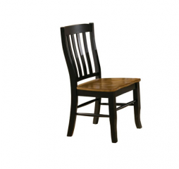 Quails Run Rake Back Side Chair by Winners Only