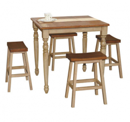 Quails Run 36″ Square Tall Table by Winners Only