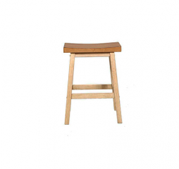Quails Run Saddle Barstool by Winners Only