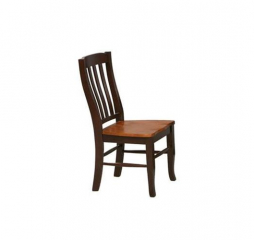 Santa Fe Rake Back Side Chair by Winners Only