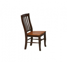 Santa Fe Rake Back Side Chair by Winners Only