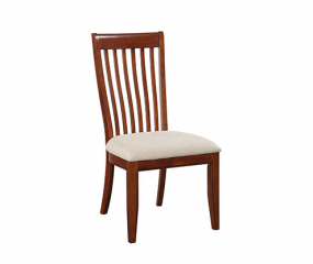 Topaz Slat Back Side Chair by Winners Only