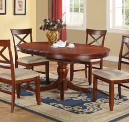 Topaz Pedestal Table by Winners Only