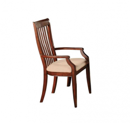 Topaz Slat Back Arm Chair by Winners Only