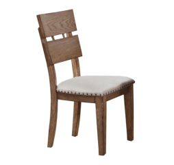 Urbana Plank Back Side Chair by Winners Only
