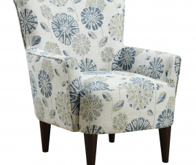 Flower Power Accent Chair by Emerald Home Furnishings