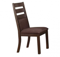 Venice Cushioned Ladder Back Side Chair by Winners Only
