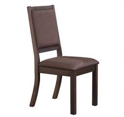 Venice Cushion Back and Seat Side Chair by Winners Only