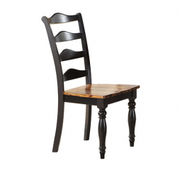 Weston Ladder Back Side Chair by Winners Only