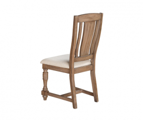 Xcalibur Slat Back Side Chair by Winners Only