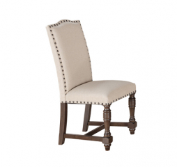 Xcalibur Upholstered Side Chair by Winners Only