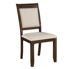 Yukon Cushioned Side Chair by Winners Only