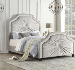 Bossa Nova Bed by Homelegance