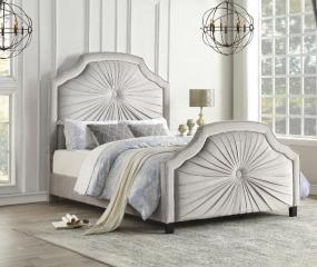 Bossa Nova Bed by Homelegance