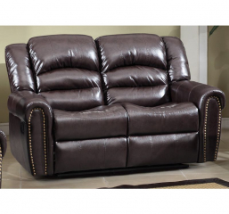 Ramsey Dual Reclining Loveseat by Porter