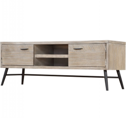 Nova Entertainment Center by Emerald Home Furnishings