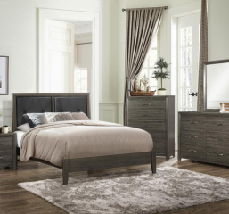 Edina Bed by Homelegance
