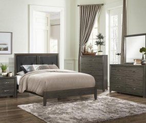 Edina Bed by Homelegance