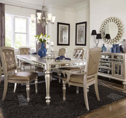Orsina Dining Table by Homelegance