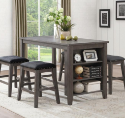 Timbre Counter Height Table by Homelegance