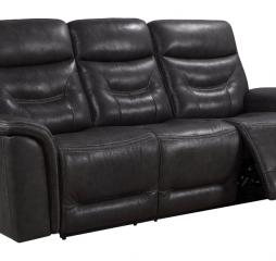 Bullard Sofa by Leather Italia