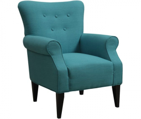 Lydia Accent Chair by Emerald Home Furnishings