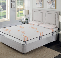 Cool Jewel Sonata Mattress by Emerald Home Furnishings