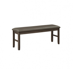 Brim Dining Bench by Homelegance