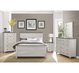 Nashville Bed by Homelegance