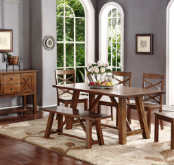 Farmhouse Dining Set by Urban Styles