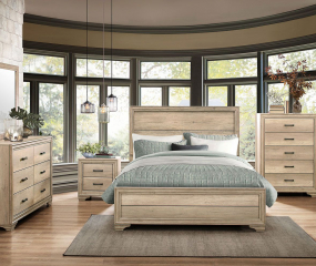Lonan Bed by Homelegance