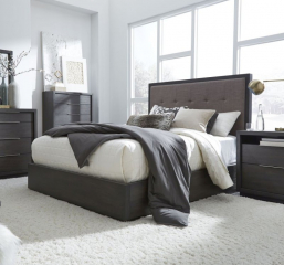 Oxford Platform Bed by Modus