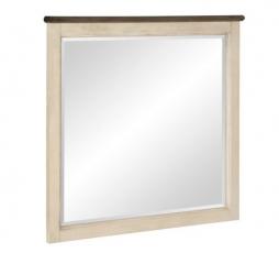 Weaver Mirror by Homelegance