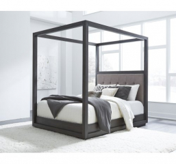 Oxford Canopy Bed by Modus