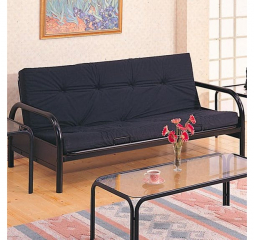 Casual Black Futon Frame by Coaster
